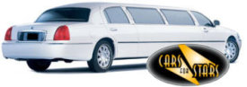 Limo Hire Baxley - Cars for Stars (Oxford) offering white, silver, black and vanilla white limos for hire